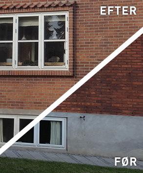 facade-omfugning